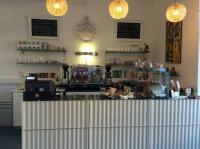 Café Mandala Theke