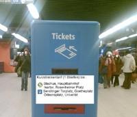 MVG Ticket